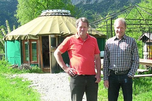 Eckhard Emde und Andreas Kreutner